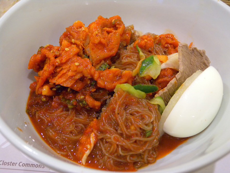 North korean food recipes