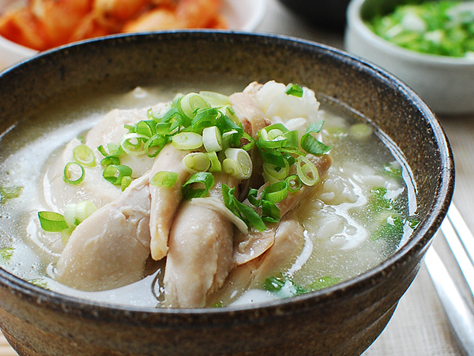 Dak gomtang chicken soup korean food gallery for 101 soup cuisine