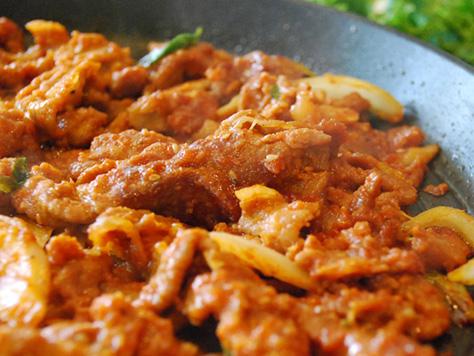 Pork bokum recipe