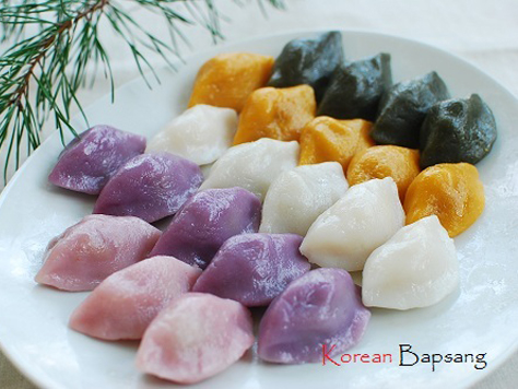 Korean desserts recipes easy