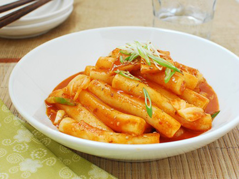 Spicy Galbi Jjim Recipe Rice Cakes