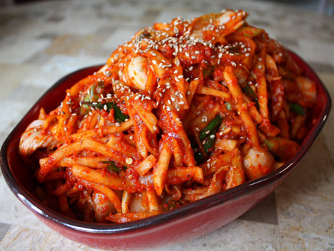 Kimchi korean food gallery discover korean food for About korean cuisine