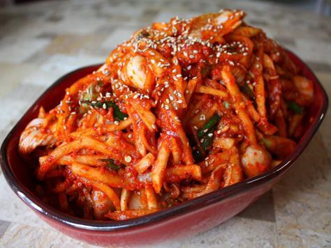 Kimchi Korean Food Gallery Discover Korean Food