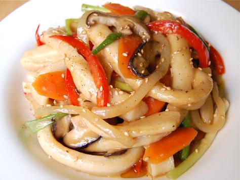 Korean Rice Cake Recipe Soy Sauce