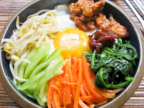 ... bibimbap vegetarian bibimbap bibimbap 비빔 밥 bibimbap mixed rice