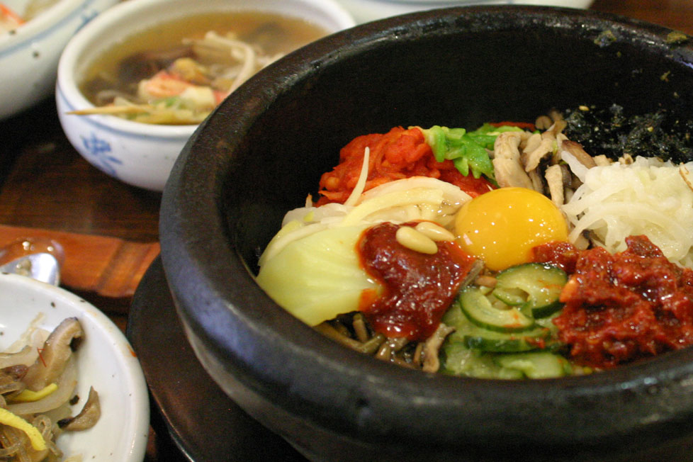About korean food gallery discover korean food recipes for Cuisine korean